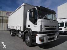 7 Camión lona corredera (tautliner) Iveco Stralis 310 2010 485 000 km18t - 4x2 -