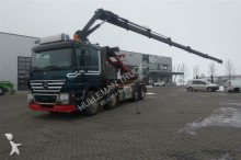 Hiab MERCEDES-BENZ - ACTROS 3248 8X4 WITH 24 T/M