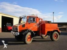 camion pompiers Mercedes