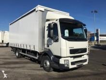 7 Camión lona corredera (tautliner) Volvo FL 240-12 28.500 2012 323 000 km12t -