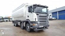 camion cisterna trasporto alimenti Scania