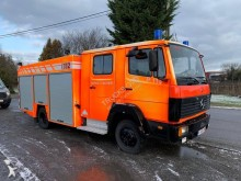 camion camion-cisterna incendi forestali Mercedes