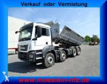 camion MAN 4 Achs Kipper 35.440 8 x 4 Neuwertig