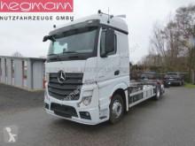camion Mercedes Actros 2545 L, Euro 6, Intarder, BDF 2 Fahrhöhen