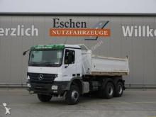 camión Mercedes AK 3341 6x6 3-S-Kipper, AP Achsen, Blatt, Klima