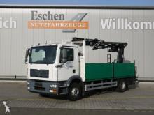 camion MAN TGM 15.240 BL, 4x2, Terex 105.2 Kran, Bl/Lu