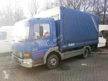 camion Mercedes 815 Euro4 Grün