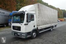 vrachtwagen MAN TGL 8.180 Luft- PL-SP- LBW- KLIMA-EEV