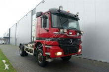 camion nc MERCEDES-BENZ - ACTROS 1843 4X4 HUB REDUCTION