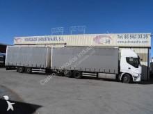 Iveco tarp truck