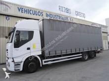3 Camión lona corredera (tautliner) Iveco Stralis 420 2011 609 000 km26t - 4x2 -