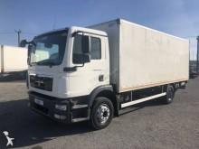 8 Camión furgón MAN TGM 15.250 BL 2012 567 000 km15t - 4x2 - Euro 5 - rampa elev