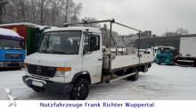 camião Mercedes 818 Vario, 6.5mtr.Pritsche,153TKM,Guter Zustand