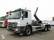 camion Mercedes Actros 3344 K 6x4 Abrollkipper 22to/hydr. Verrie