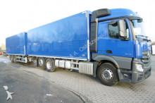camion Mercedes ACTROS 2545 SCHWENKKLAPPENZUG STAPLERAUFNAHMEN