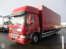 camión furgón caja polyfond DAF