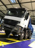 Mercedes half-pipe tipper truck
