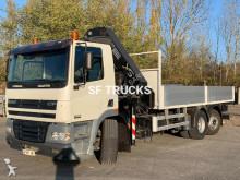 DAF standard flatbed truck