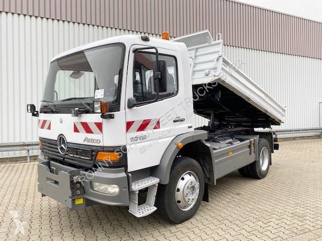 Camion Mercedes 1018 AK 4x4 1018 AK 4x4 Winterdienstausstattung