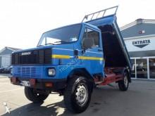 vrachtwagen driezijdige kipper Bremach
