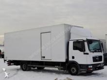 MAN TGL 12.180 / 4X2 / BOX /ELEVATOR/ L:7,5 M /19 EP truck