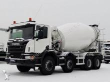 camion Scania P 360 / BETONMIXER / LIEBHERR 9M3 / 67 000 KM!!
