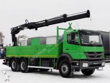 camion Mercedes AXOR 2633 / 6x4 /CRANE HIAB 144 / REMOTE