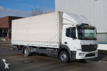 camion Mercedes Atego 1224L Pritsche 7,2m LBW Klima Automatik E6