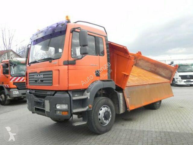 Voir les photos Camion MAN TG-A 18.310 4x4H 2-Achs Allradkipper Bordmatik