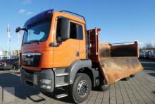 MAN TG-S 35.400 8x4 BB 4-Achs Kipper Bordmatik truck
