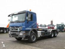 camion Mercedes Actros 2644 L 6x4 Abrollkipper Meiller RK 20.70