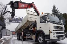 camion Volvo FM 340 6x4 FASSI F 150 A.22 WYWROTKA HDS Żuraw