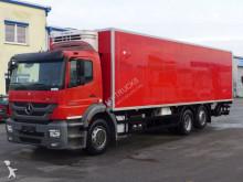 camion frigo mono température Mercedes