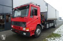 camión Volvo FL10.320 4X2 MANUAL HMF750 K2 CRANE/KRAN