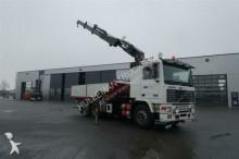 camion Volvo F12.400 6X2 MANUAL HIAB 260 KRAN/CRANE