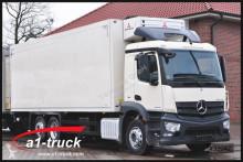 camión Mercedes 2543 Antos, Kühlfkoffer, LBW, AUFBAU: Schmitz, 1 Vorbesitzer