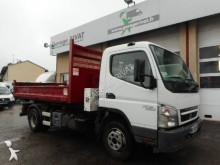Mitsubishi hook lift truck