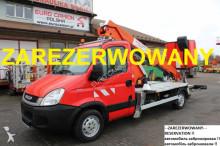 ciężarówka Iveco Daily 16 m Isoli PT165