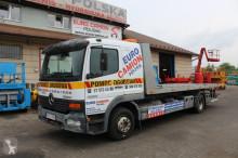 ciężarówka do transportu samochodów używana