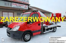 ciężarówka Iveco Daily 20m Multitel MX 200