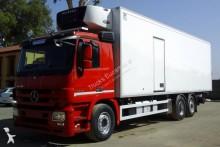 -24h 10 Camión frigorífico Mercedes Actros 2548 2011 596 000 km6x2 - Euro 5 - 48