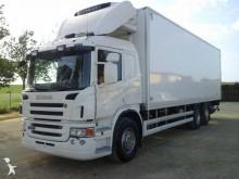 -24h 16 Camión frigorífico Scania P 420 2008 420 000 km6x2 - Euro 5 - 420 CV hac