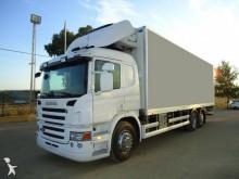 -24h 16 Camión frigorífico Scania P 400 2010 331 400 km6x2 - Euro 5 - 400 CV hac