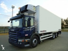 -24h 16 Camión frigorífico Scania P 360 2011 442 800 km6x2 - Euro 5 - 360 CV hac