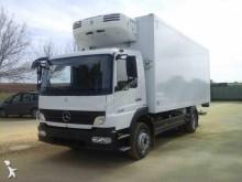 -24h 16 Camión frigorífico Mercedes Atego 1218 2007 368 395 km4x2 - Euro 5 - 180