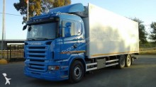 -24h 14 Camión frigorífico Scania R 480 2009 445 000 km6x2 - Euro 5 - 480 CV hac