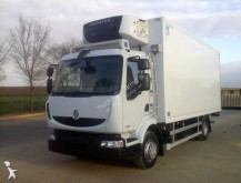 -24h 16 Camión frigorífico Renault Midlum 190.12 DXI 2008 390 000 km4x2 - Euro 4