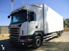 -24h 16 Camión frigorífico Scania R 480 2010 549 000 km6x2 - Euro 5 - 480 CV hac