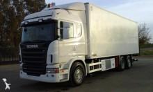 -24h 14 Camión frigorífico Scania G 400 2009 441 000 km6x2 - Euro 5 - 400 CV hac