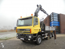 camião Ginaf M3232-S Tipper / / HMF 20 T/M Crane / NL Truck
